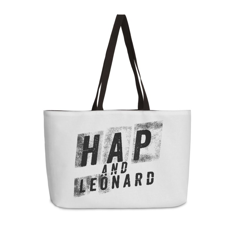 HAP AND LEONARD 3 Accessories Bag by Joe R. Lansdale's All-Night Horror Show