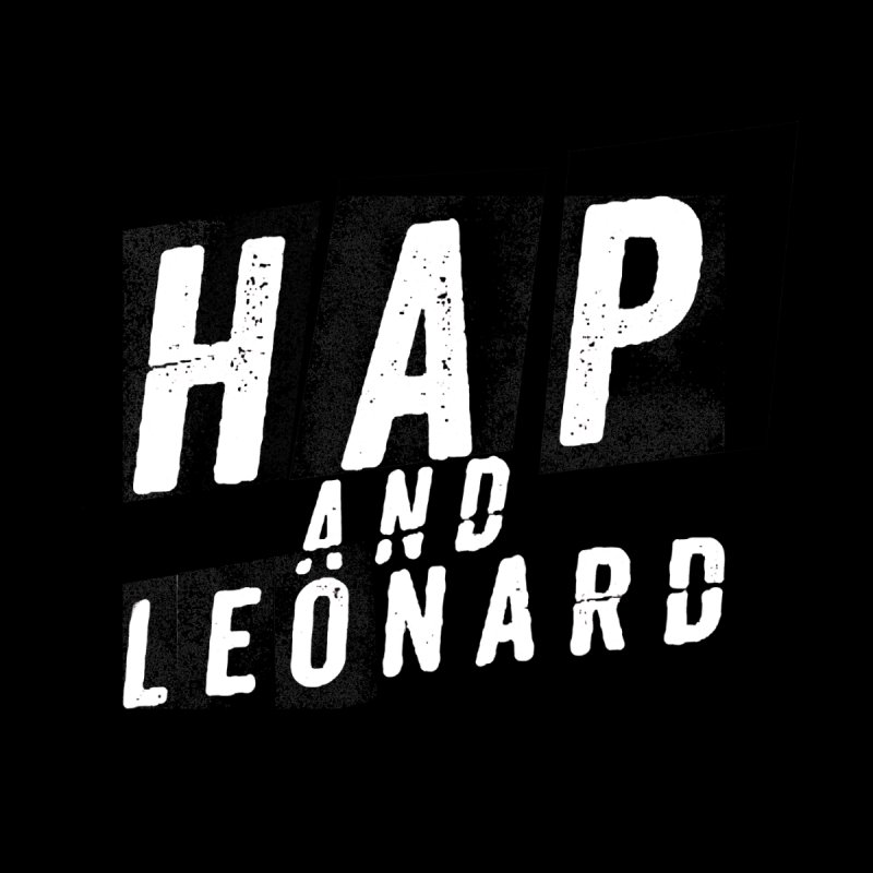 HAP AND LEONARD 8 Men's Pullover Hoody by Joe R. Lansdale's All-Night Horror Show