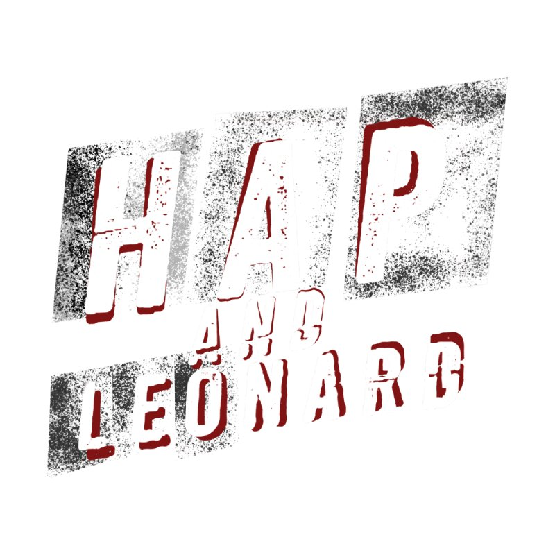 HAP AND LEONARD 9 Men's T-Shirt by Joe R. Lansdale's All-Night Horror Show