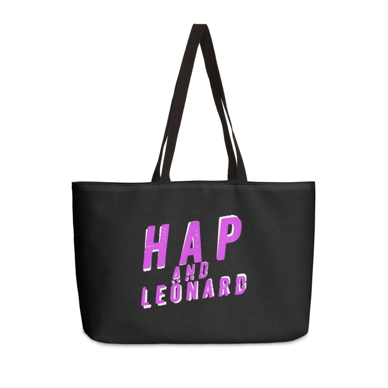HAP AND LEONARD 11 Accessories Bag by Joe R. Lansdale's All-Night Horror Show