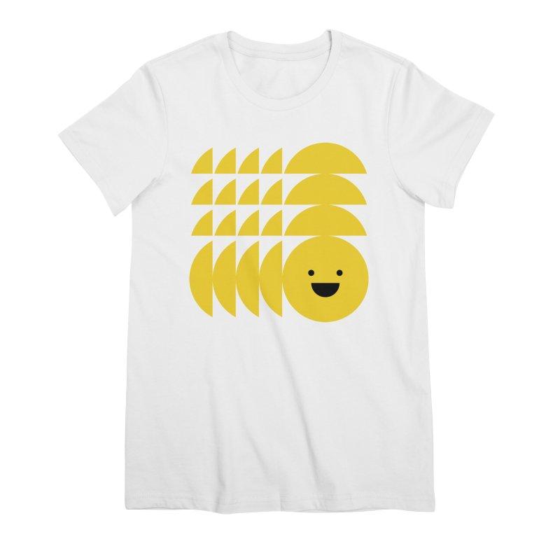 Smiiiiiiile Women's Premium T-Shirt by Joe Stone — Artist Shop