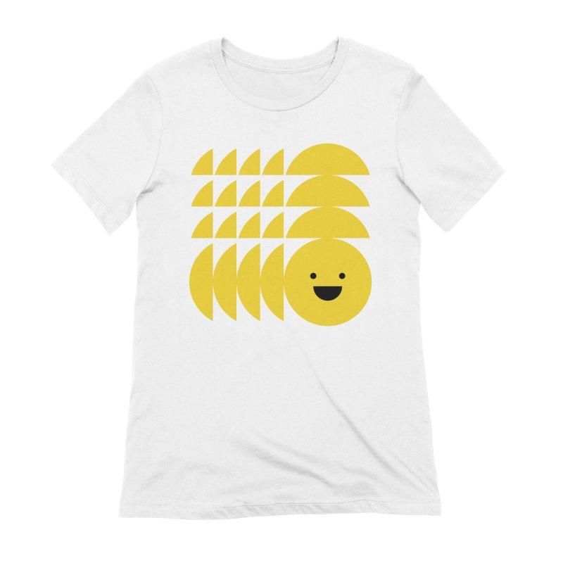 Smiiiiiiile Women's Extra Soft T-Shirt by Joe Stone — Artist Shop