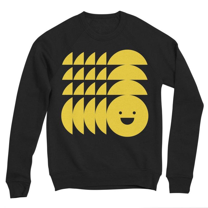 Smiiiiiiile Women's Sponge Fleece Sweatshirt by Joe Stone — Artist Shop