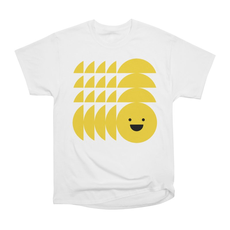 Smiiiiiiile Women's Heavyweight Unisex T-Shirt by Joe Stone — Artist Shop