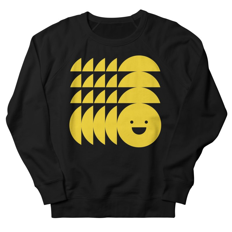 Smiiiiiiile Men's French Terry Sweatshirt by Joe Stone — Artist Shop