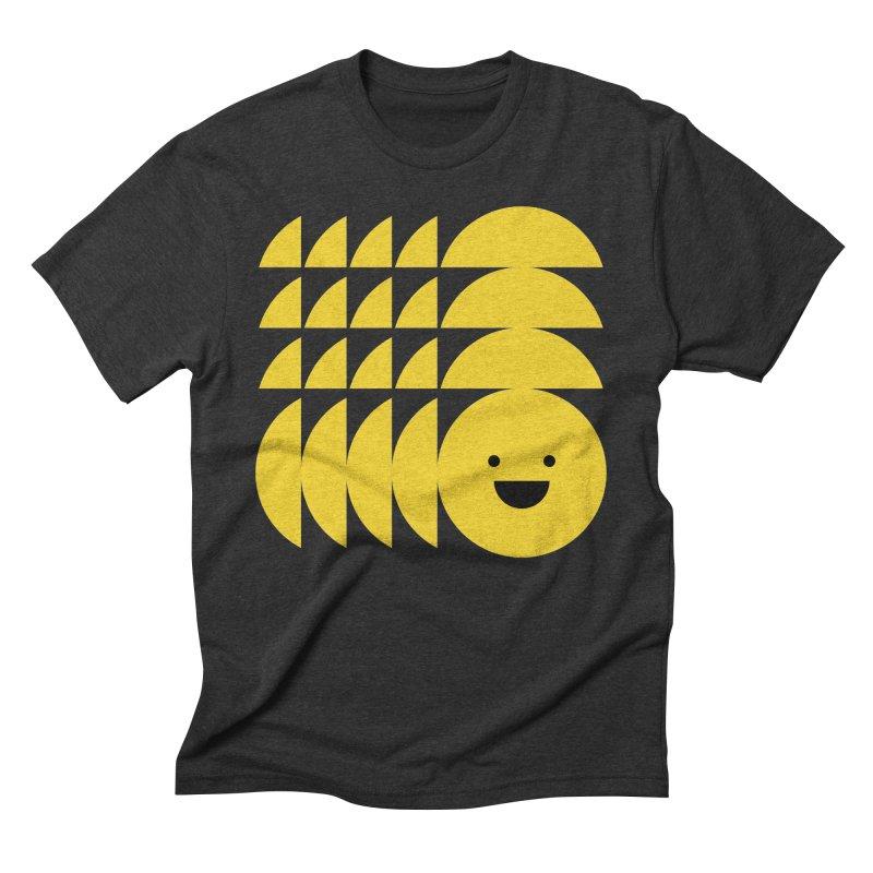 Smiiiiiiile Men's Triblend T-Shirt by Joe Stone — Artist Shop