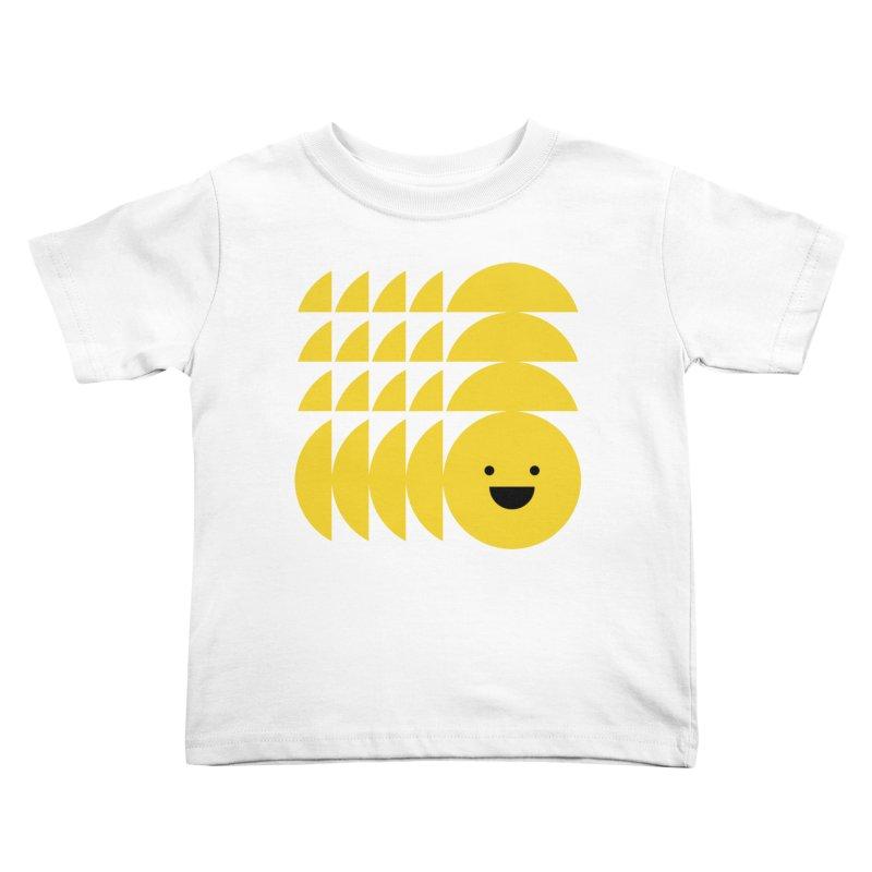 Smiiiiiiile Kids Toddler T-Shirt by Joe Stone — Artist Shop