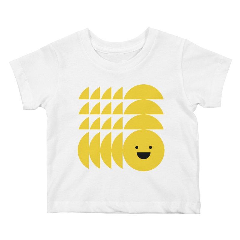 Smiiiiiiile Kids Baby T-Shirt by Joe Stone — Artist Shop