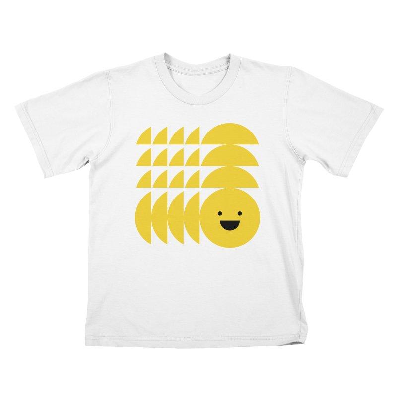 Smiiiiiiile Kids T-Shirt by Joe Stone — Artist Shop