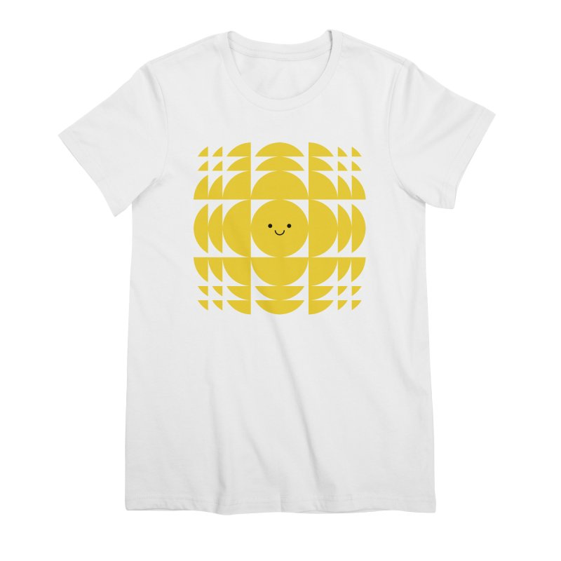 Refraction Women's Premium T-Shirt by Joe Stone — Artist Shop