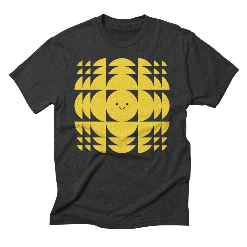 Refraction Men's Triblend T-Shirt by Joe Stone — Artist Shop