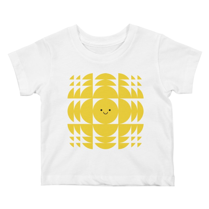 Refraction Kids Baby T-Shirt by Joe Stone — Artist Shop