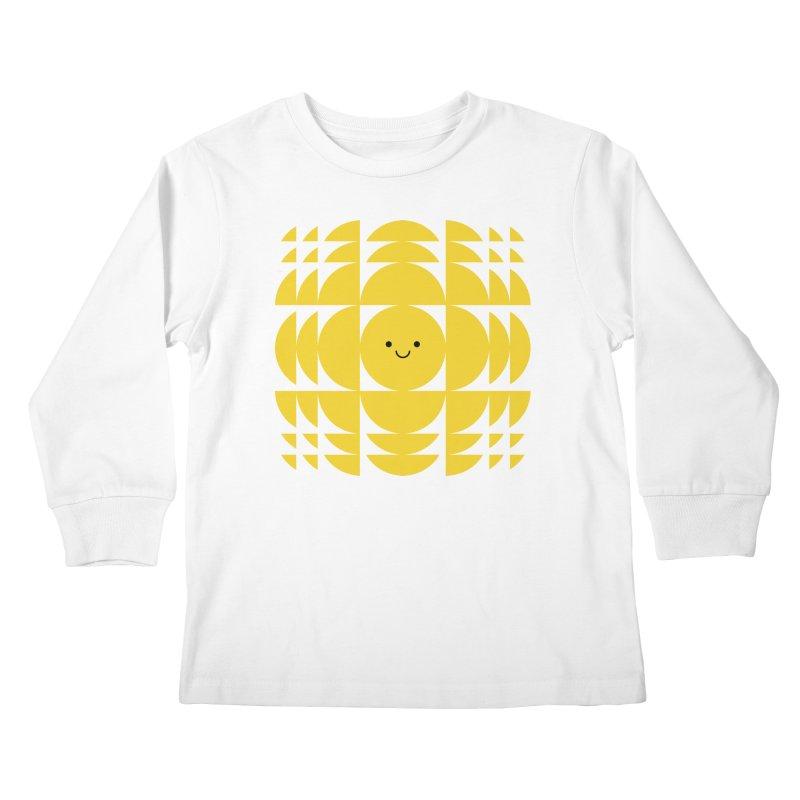 Refraction Kids Longsleeve T-Shirt by Joe Stone — Artist Shop