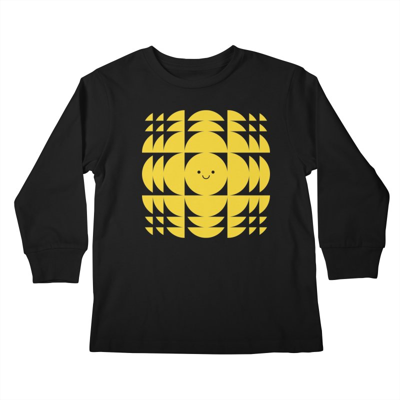 Refraction Kids Longsleeve T-Shirt by Joe Stone — Artist Shop