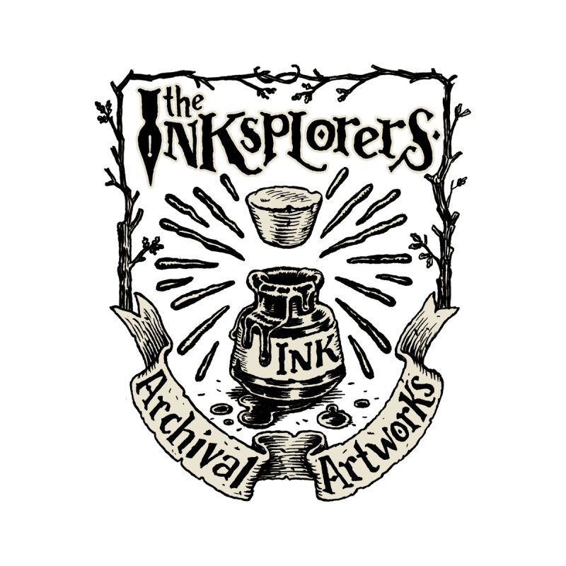 Inksplorers Vintage by Joe Sutphin's Artist Shop