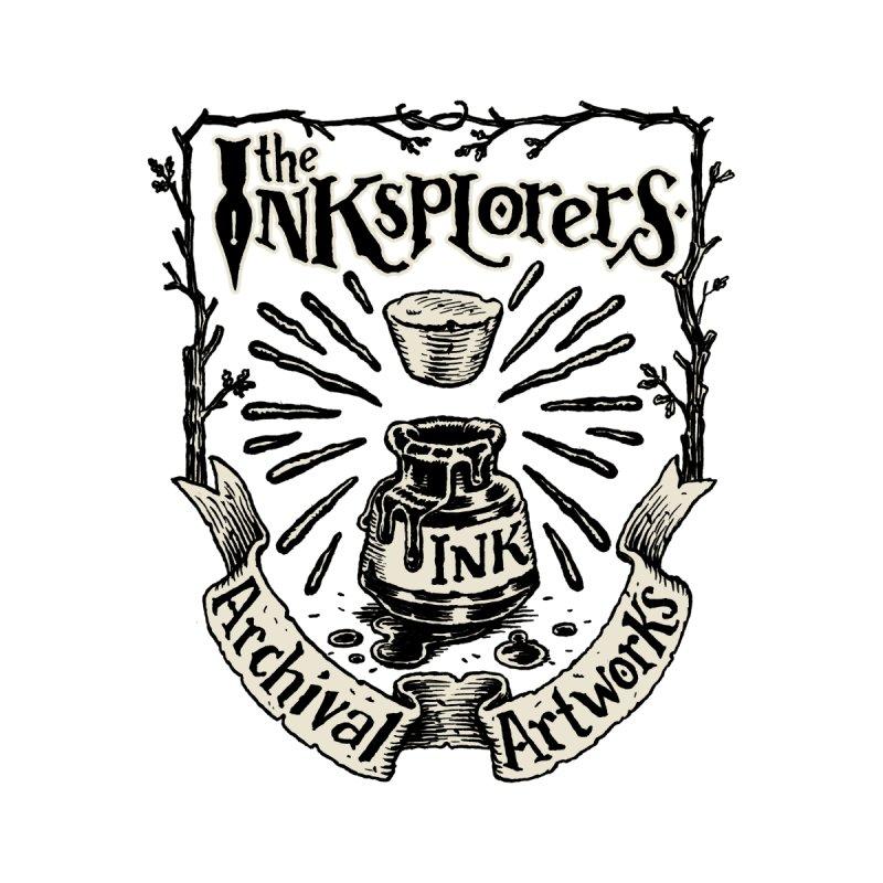 Inksplorers Vintage by Joe Sutphin's Artist Shop