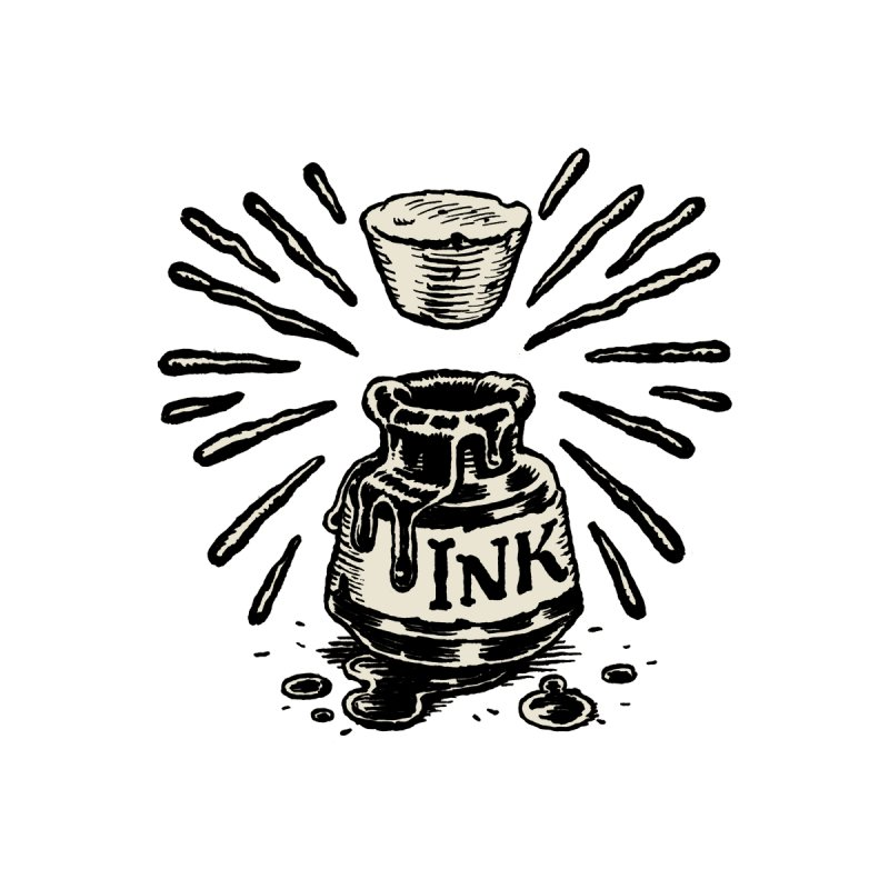 Inksplorers Inkwell by Joe Sutphin's Artist Shop