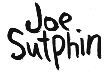 Joe Sutphin's Artist Shop Logo