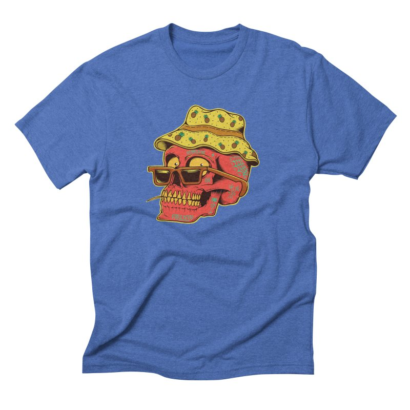 Maracaibo! Men's Triblend T-Shirt by Joe Tamponi