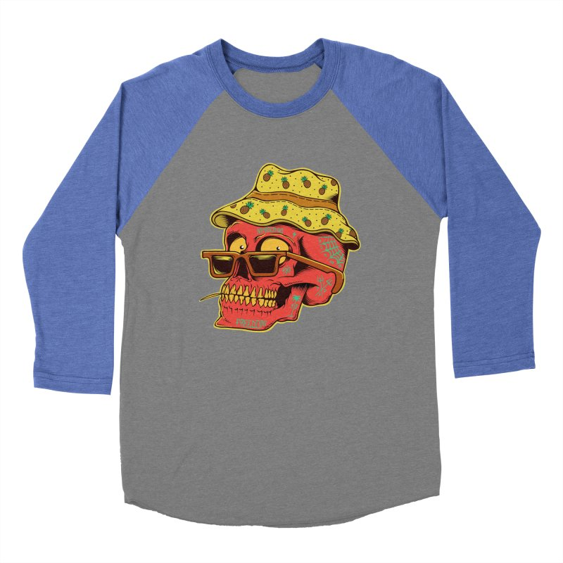 Maracaibo! Women's Baseball Triblend Longsleeve T-Shirt by Joe Tamponi