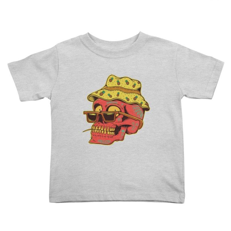 Maracaibo! Kids Toddler T-Shirt by Joe Tamponi