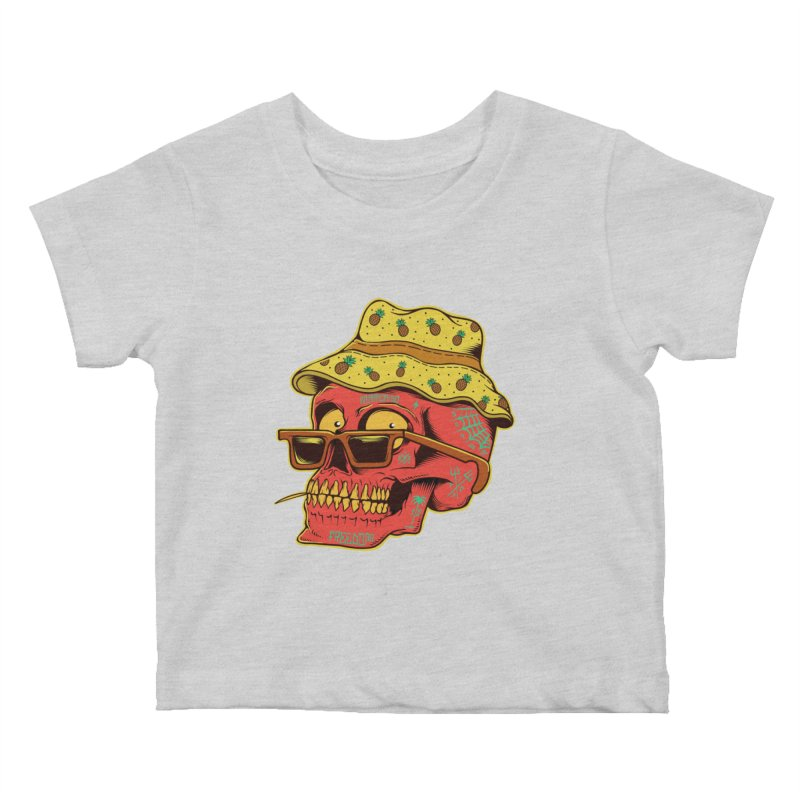 Maracaibo! Kids Baby T-Shirt by Joe Tamponi