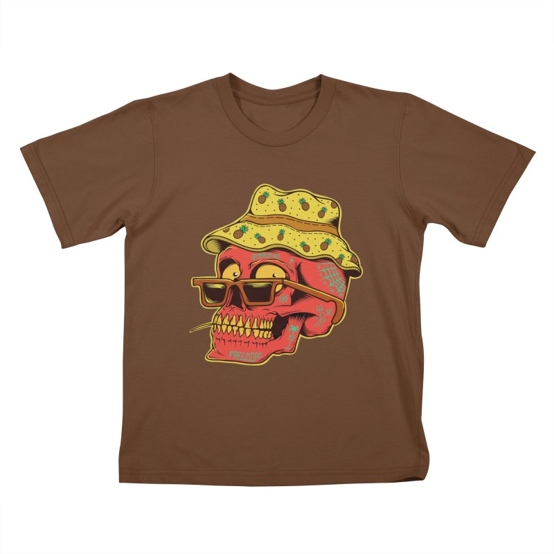 Maracaibo! Kids T-Shirt by Joe Tamponi