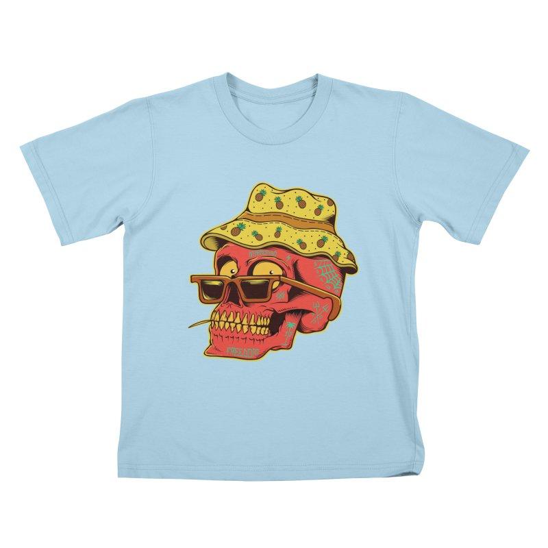 Maracaibo! Kids T-Shirt by Joe Tamponi