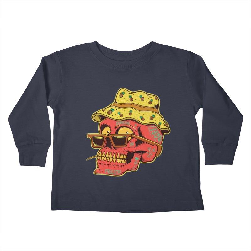Maracaibo! Kids Toddler Longsleeve T-Shirt by Joe Tamponi