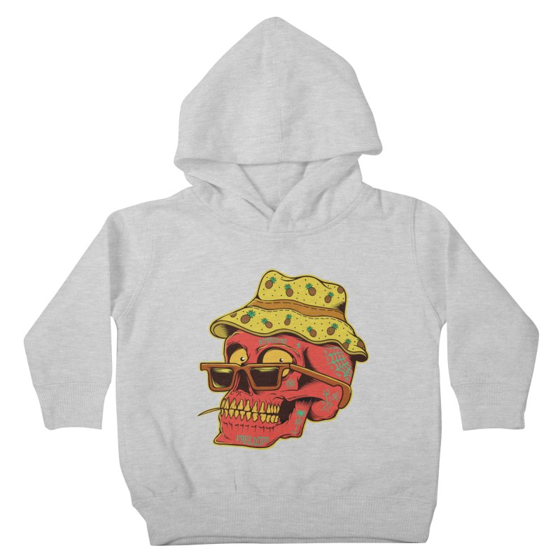 Maracaibo! Kids Toddler Pullover Hoody by Joe Tamponi