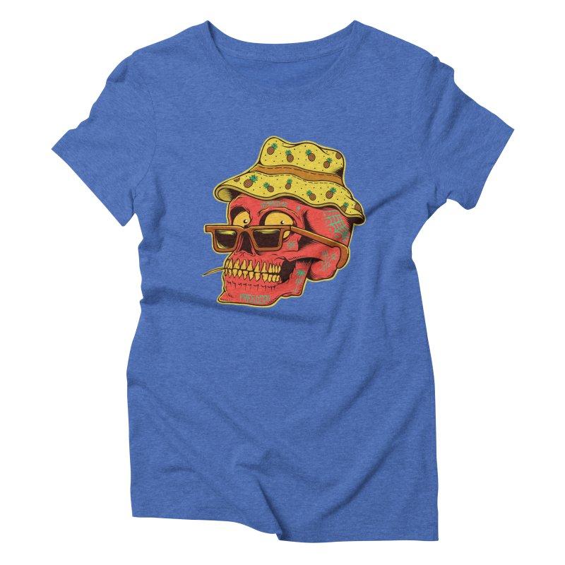 Maracaibo! Women's Triblend T-Shirt by Joe Tamponi