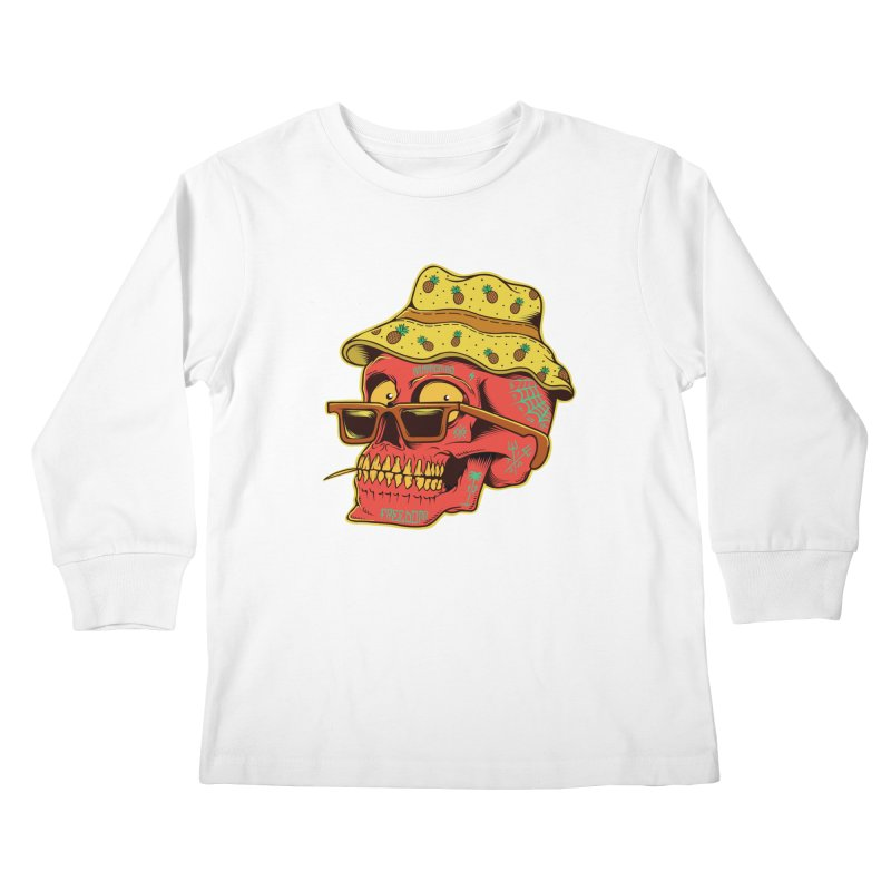 Maracaibo! Kids Longsleeve T-Shirt by Joe Tamponi