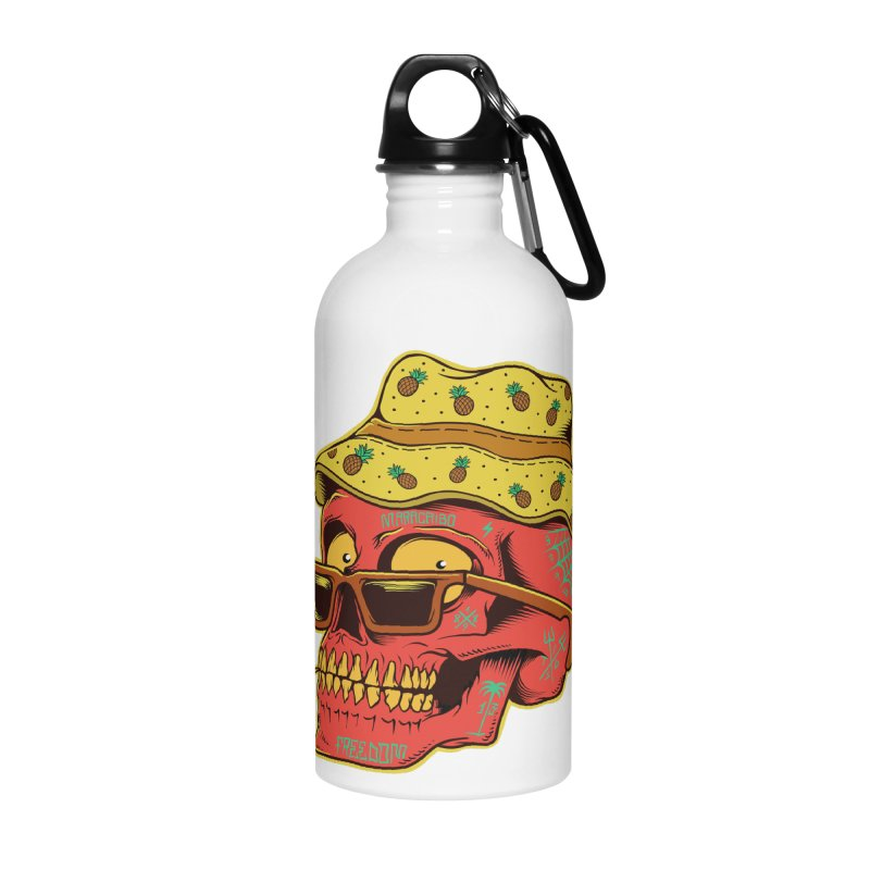 Maracaibo! Accessories Water Bottle by Joe Tamponi