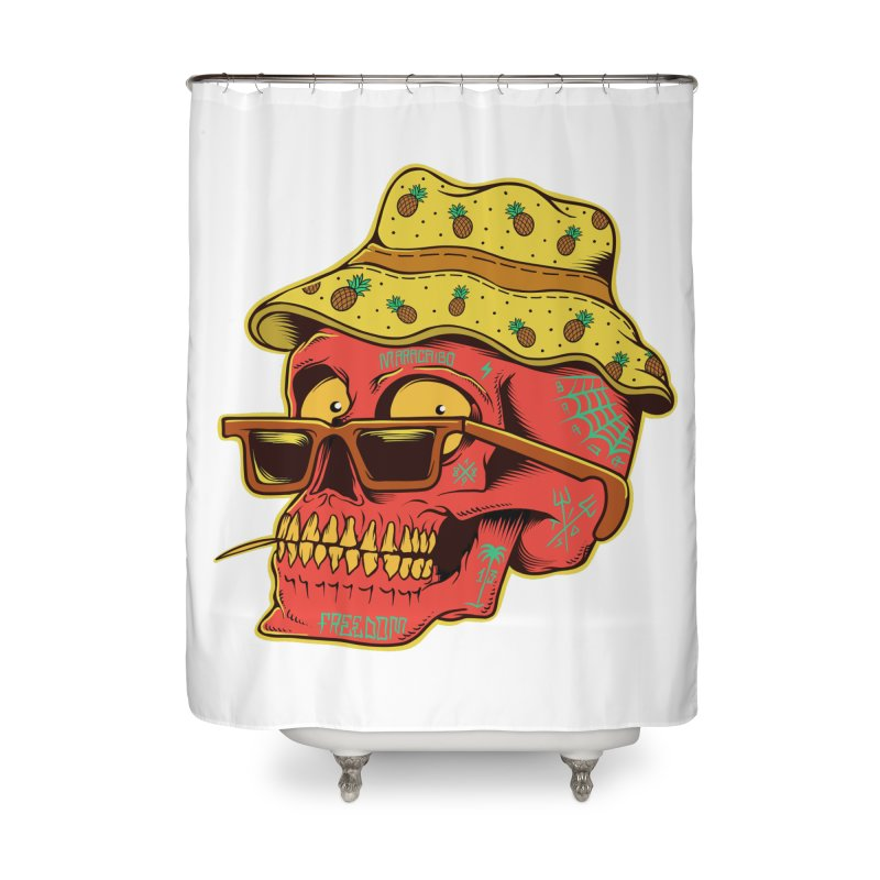Maracaibo! Home Shower Curtain by Joe Tamponi
