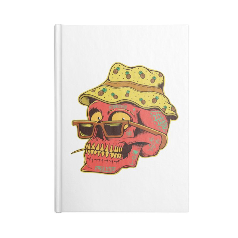 Maracaibo! Accessories Lined Journal Notebook by Joe Tamponi