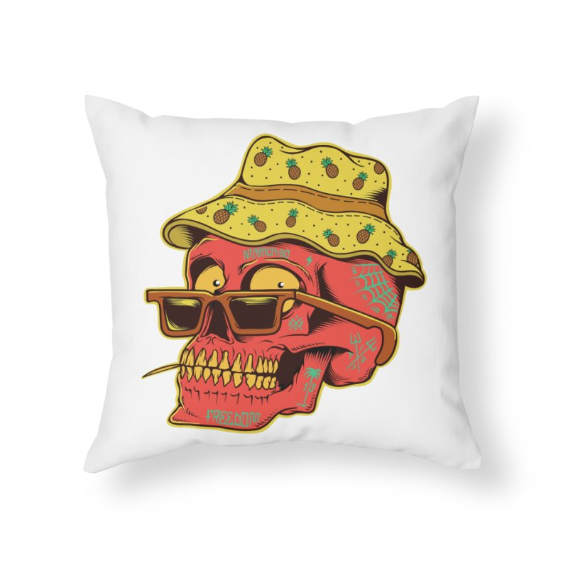 Maracaibo! Home Throw Pillow by Joe Tamponi