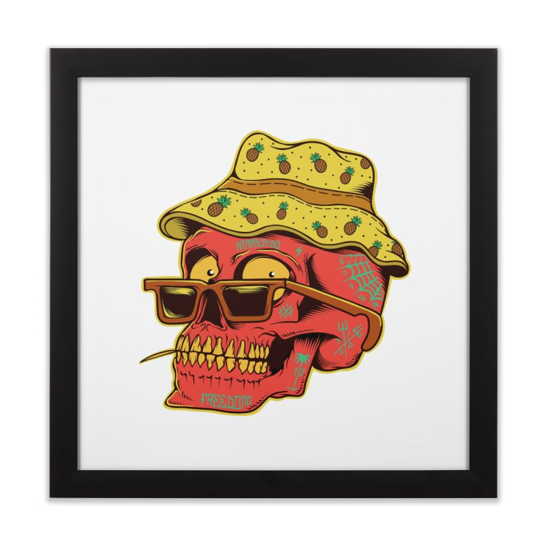 Maracaibo! Home Framed Fine Art Print by Joe Tamponi