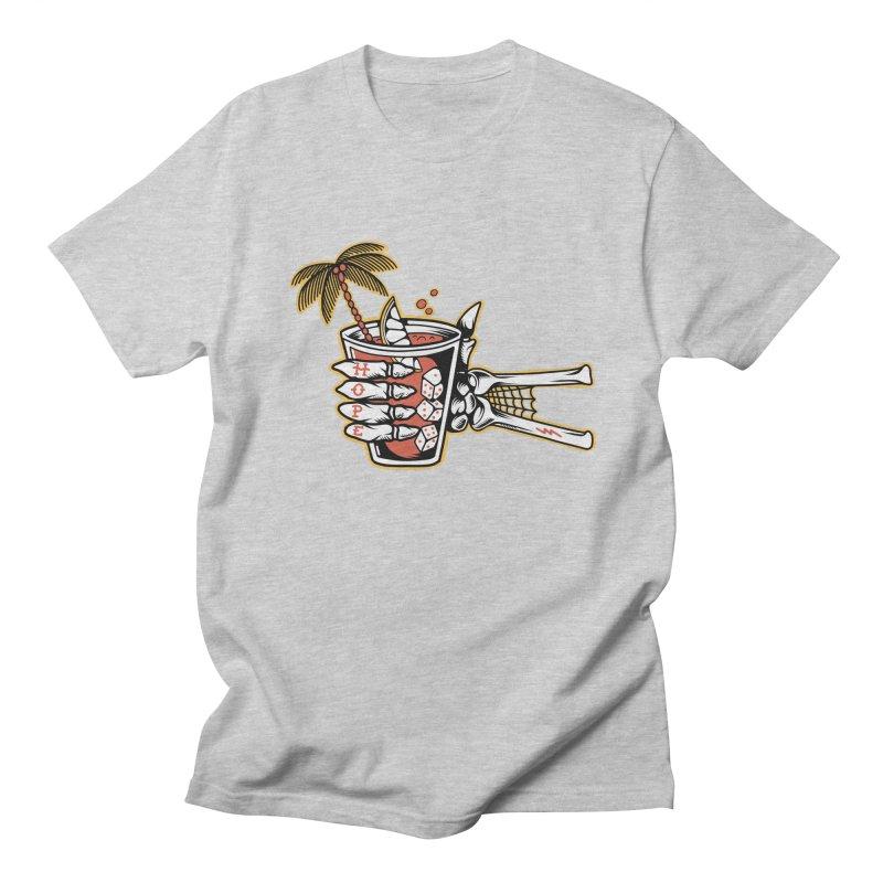 Hope cocktail Women's Regular Unisex T-Shirt by Joe Tamponi
