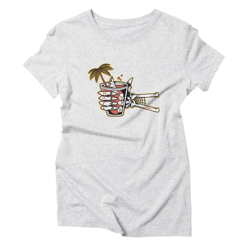 Hope cocktail Women's Triblend T-Shirt by Joe Tamponi