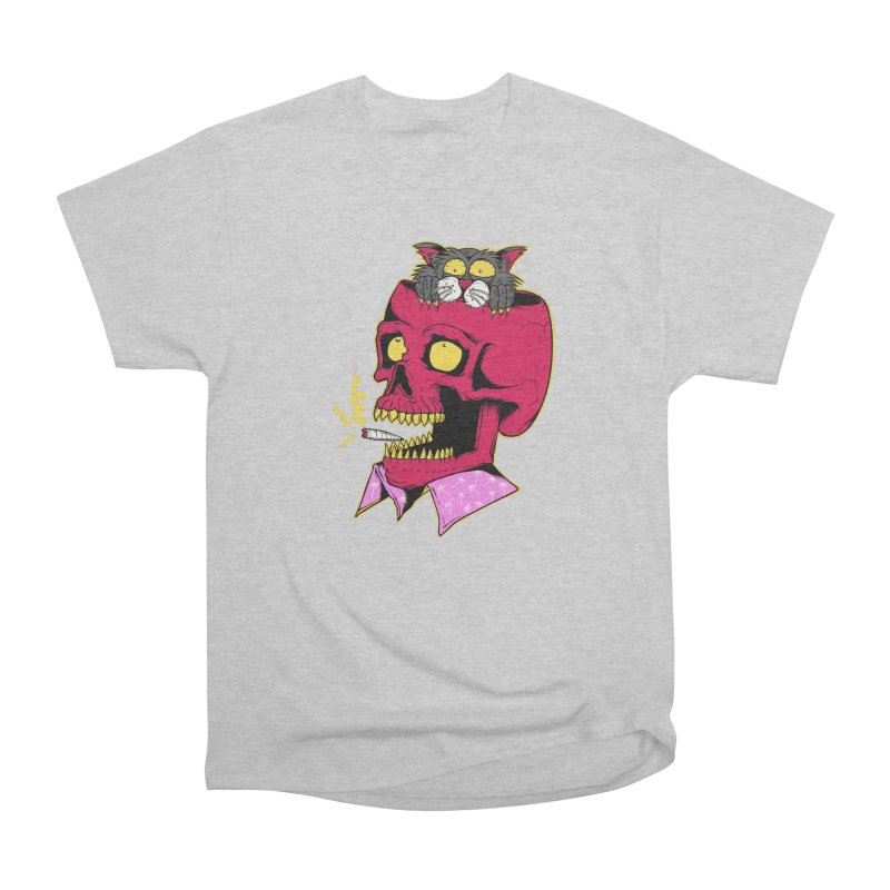Dude, what the hell? Men's Heavyweight T-Shirt by Joe Tamponi