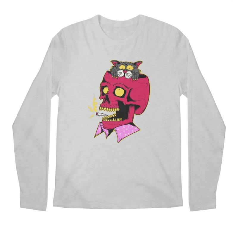 Dude, what the hell? Men's Regular Longsleeve T-Shirt by Joe Tamponi