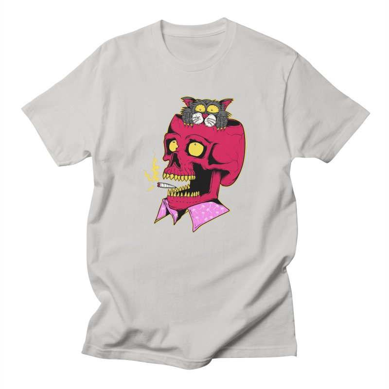 Dude, what the hell? Men's Regular T-Shirt by Joe Tamponi