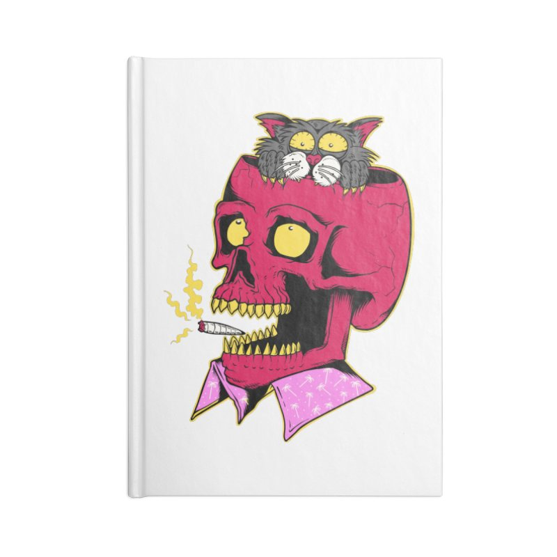 Dude, what the hell? Accessories Lined Journal Notebook by Joe Tamponi