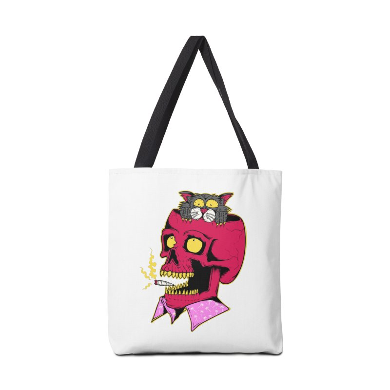 Dude, what the hell? Accessories Tote Bag Bag by Joe Tamponi