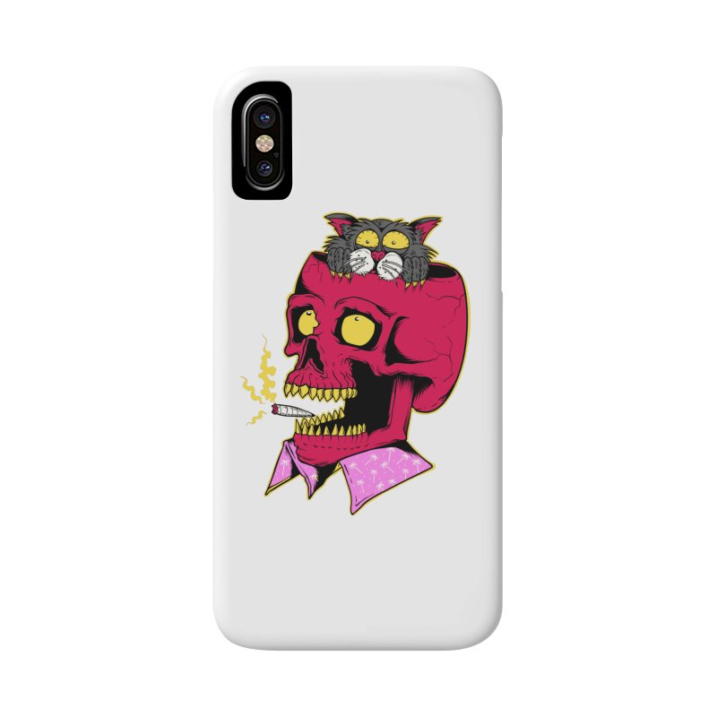 Dude, what the hell? Accessories Phone Case by Joe Tamponi