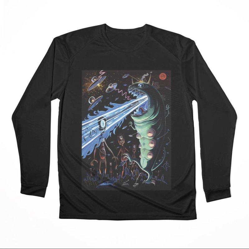 Election Year Women's Longsleeve T-Shirt by joevaux's Artist Shop