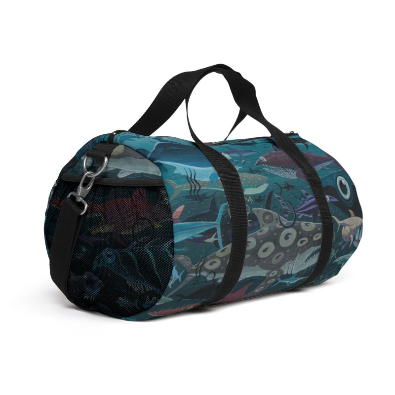 DEEP Accessories Bag by joevaux's Artist Shop