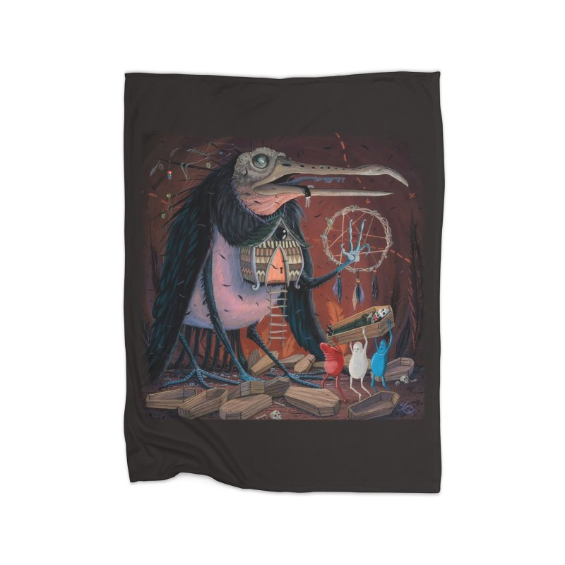 Untitled Home Blanket by joevaux's Artist Shop
