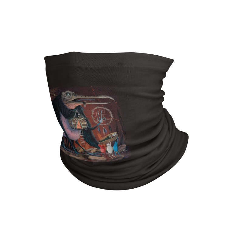 Untitled Accessories Neck Gaiter by joevaux's Artist Shop