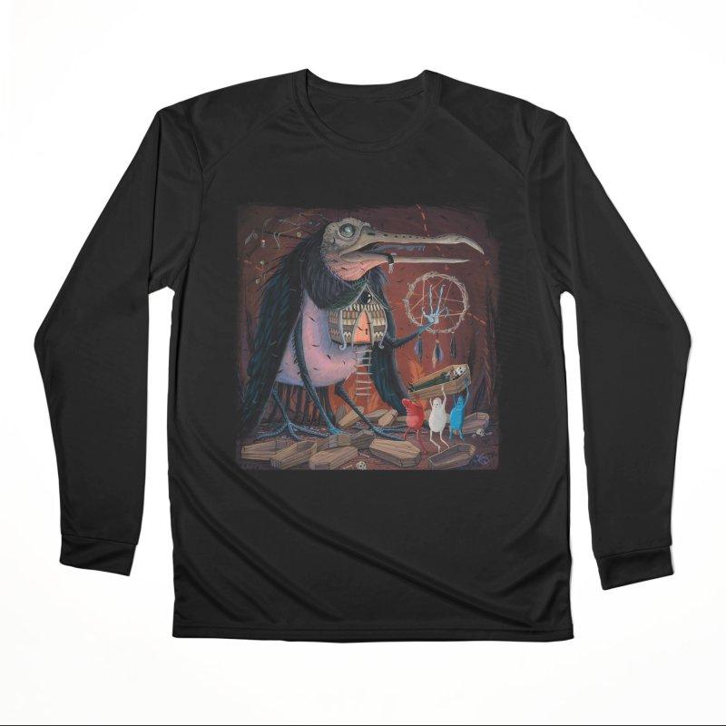Untitled Women's Longsleeve T-Shirt by joevaux's Artist Shop